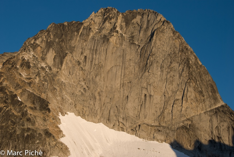 East Face of Bugaboo Spire